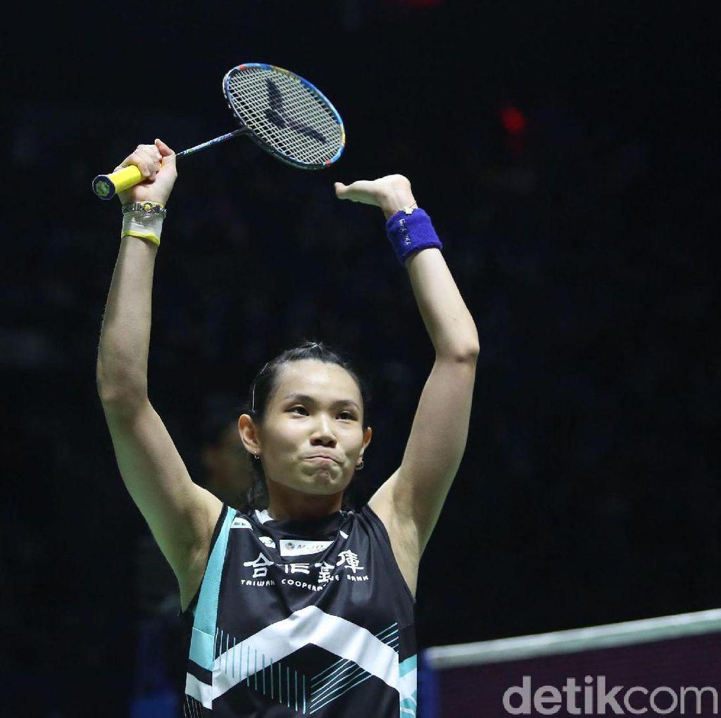 Kalahkan Chen Yufei, Tai Tzu Ying Juara