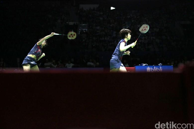 Jepang Rebut Dua Gelar Indonesia Open 2018
