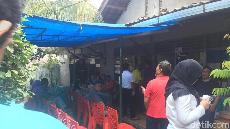 Suasana Duka di Rumah Ridwan, Pegawai Tewas di Kebakaran Kemenhub