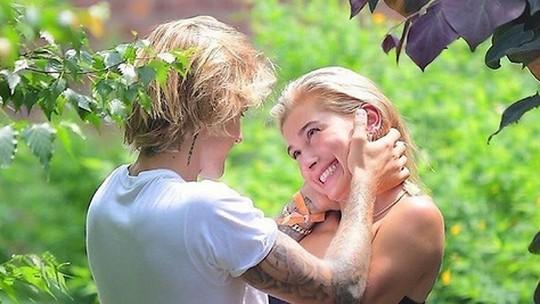 Ini Si Cantik Hailey Baldwin, Tunangan Justin Bieber