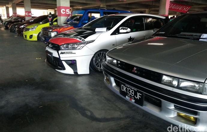 Kontes Mobil Modifikasi Bali