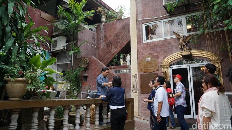 Rumah Casa de Cacao di Cebu, Filipina (Syanti/detikTravel)