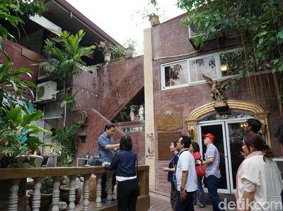 Intip Rumah Coklat Kekinian di Filipina