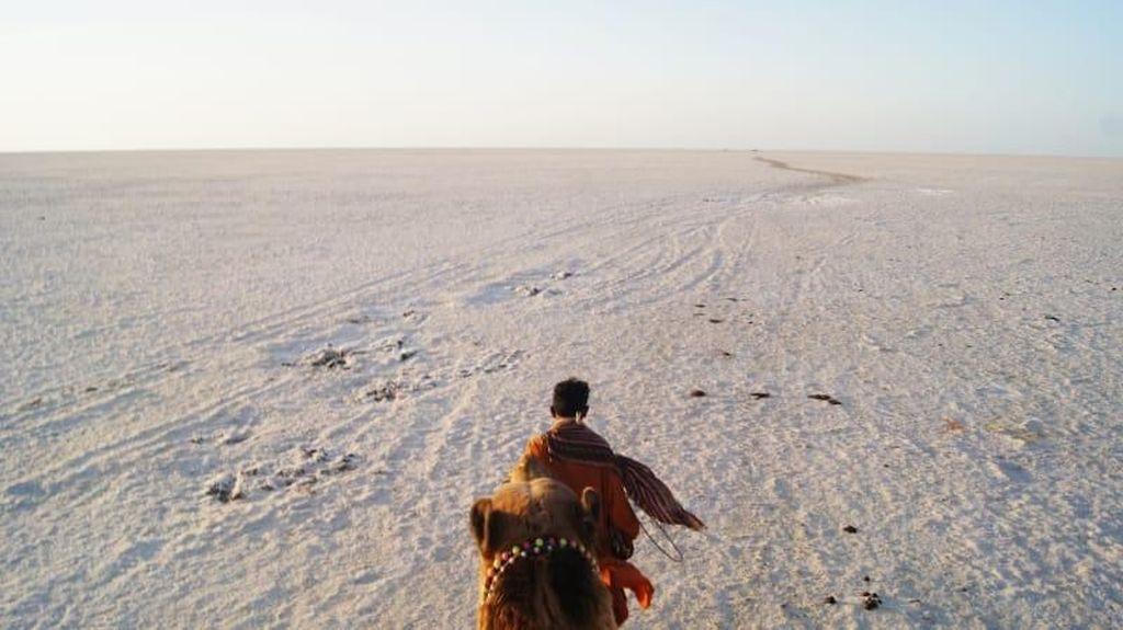 Tempat di India yang Disebut Seperti Bulan