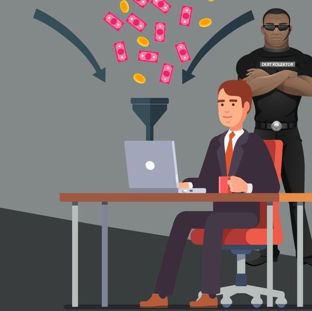 Biar Tak Jadi Korban, Kenali Dulu Penyedia Utang Online-nya
