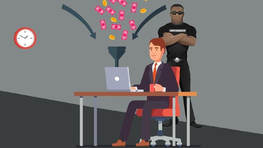 Disebut Tak Tegas Urusi Utang Online Nakal, OJK: Kami Serius