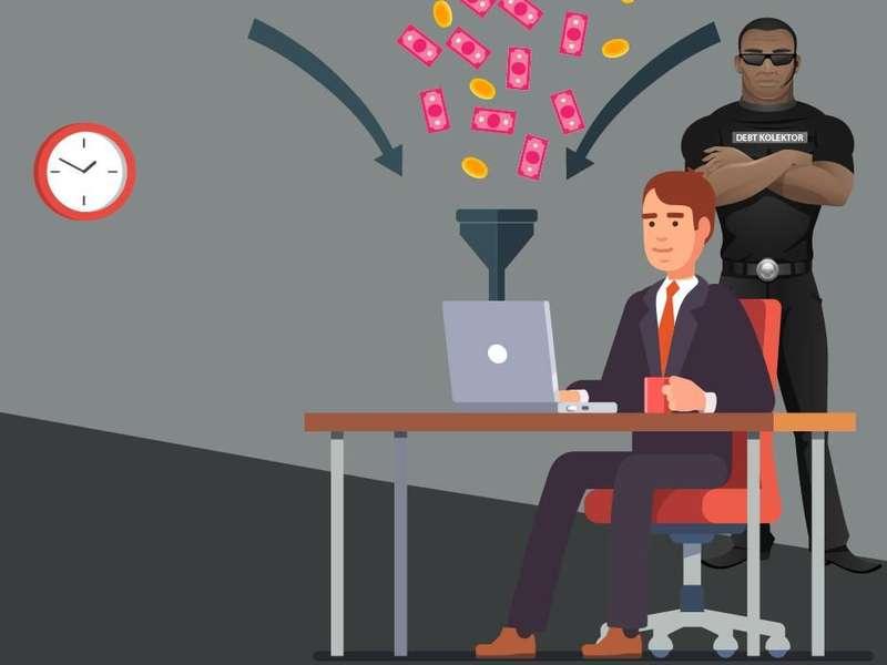 Diteror Jasa Utang Online Abal-abal? Lapor Polisi Saja!