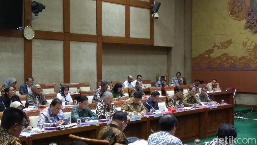 DPR Setuju Mendag dan Menperin Tambah Anggaran, Ini Rinciannya