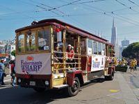 Bisa City Tour juga dari Fisherman's Wharf (Fisherman's Wharf)