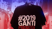 Survei Median: 44,68% Responden Setuju #2019GantiPresiden