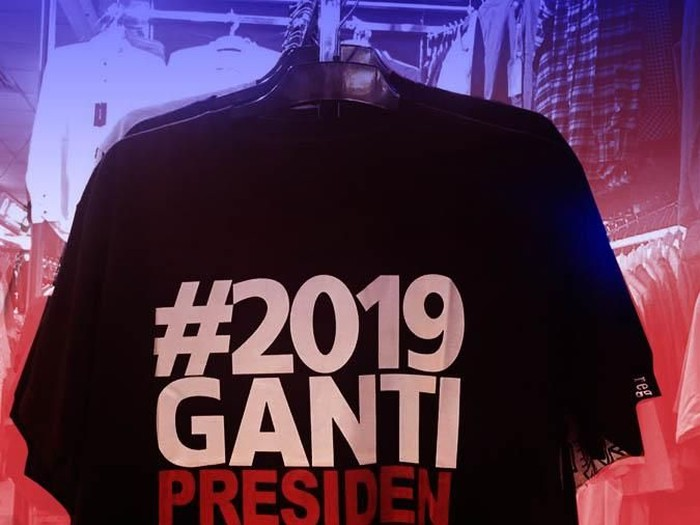 tahun berganti slogan 2019 ganti presiden dimodifikasi tahun berganti slogan 2019 ganti