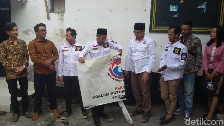 Kader Perindo DIY Ramai-ramai Mundur karena Dilarang Dukung Jokowi