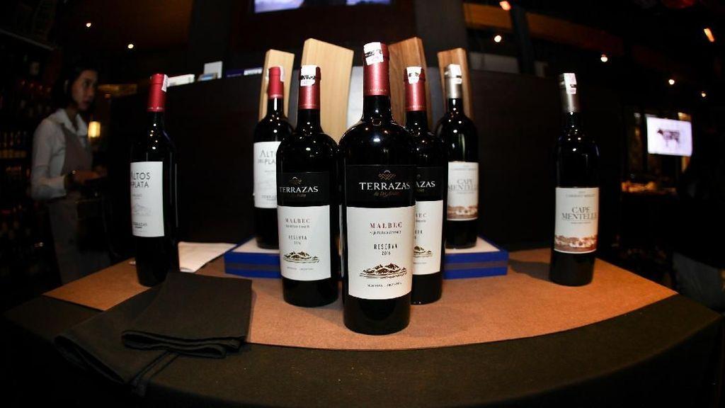 Wine Terrazas des Los Andes Bisa Jadi Pilihan Baru untuk Pengiring Santap Siang