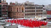 500 Orang di Australia Rela Kedinginan Demi Foto Bugil Massal