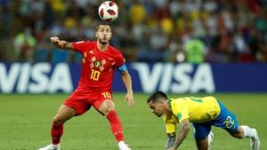 Messi dan Suarez Sudah, Hazard Korban Prancis Berikutnya?