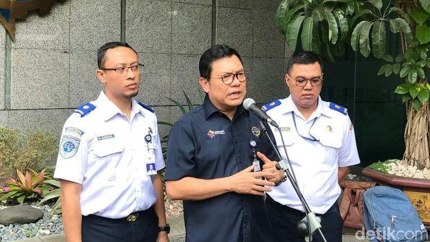 Karo Komunikasi dan Informasi Publik Kemenhub Baitul Ihwan