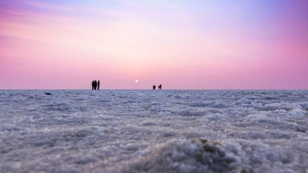 Tempat di India Ini Katanya Mirip Lanskap Bulan