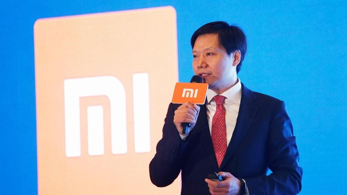 CEO Xiaomi, Lei Jun. Foto: Reuters