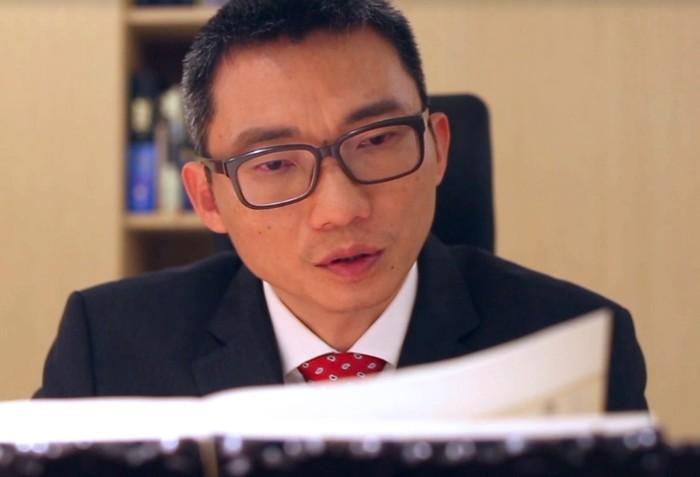Charles Chen. Foto: CNBC