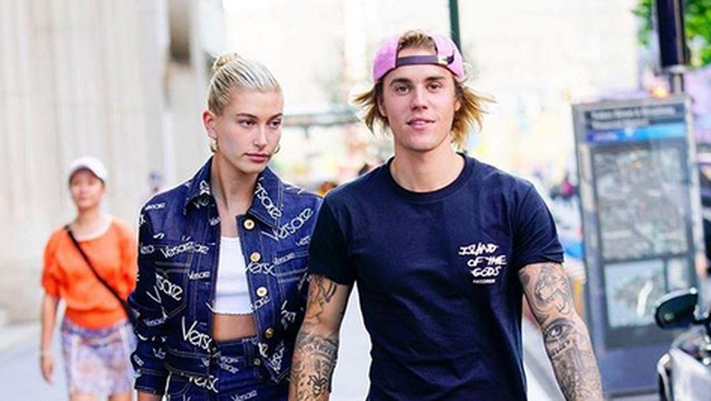 So Sweet! Justin Bieber Rancang Sendiri Cincin Berlian Untuk Hailey Baldwin