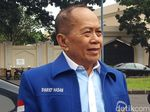 Demokrat Ikut Berebut Kursi Ketua MPR