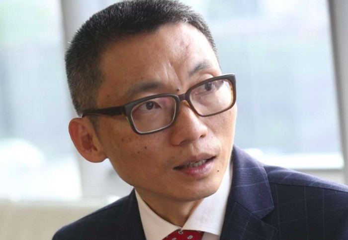 Charles Chen. Foto: SCMP