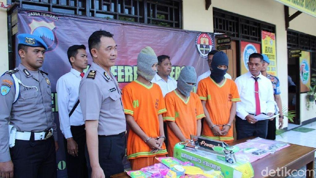 Sabu Asal Thailand Diselundupkan Lewat Paket Mainan Anak