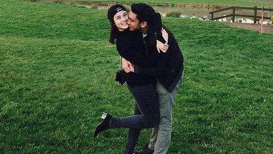 Selamat Satu Tahun Chelsea Islan dan Daffa Wardhana