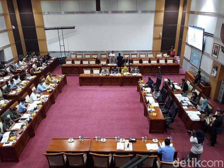 Komisi I DPR-Menhan Sepakati RUU Kerja Sama Pertahanan RI-Korea