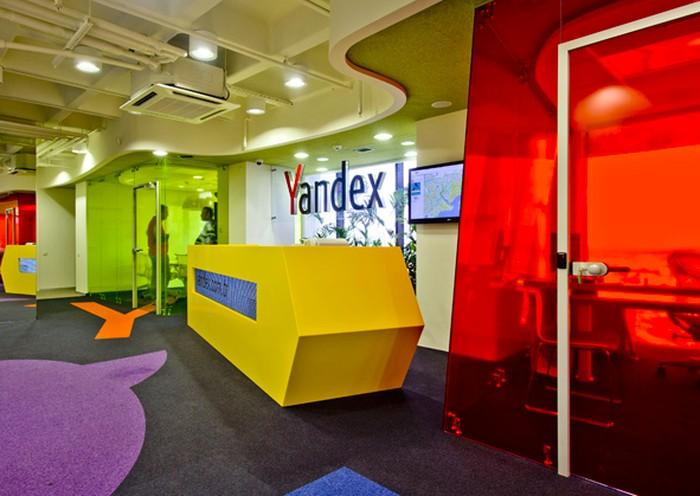 Kantor Yandex. Foto: istimewa