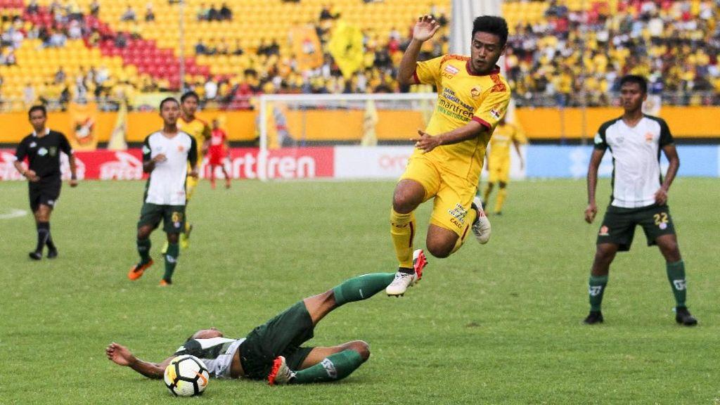 Fokus Hadapi Persija, Sriwijaya FC Tak Terganggu Isu Tunggakan Gaji Pemain