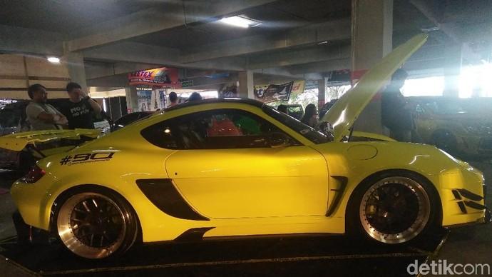 Ini Tampang Porsche yang Dimodif Hampir Rp 1 Miliar