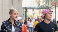 Pamer Aktivitas di Studio Rekaman, Justin Bieber Mesra dengan Hailey Baldwin
