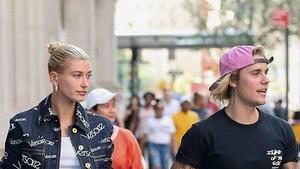 Cincin Tunangan Rp 7 M Hailey Baldwin Ternyata Rancangan Justin Bieber