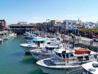 Fisherman's Wharf, destinasi wisata di San Francisco (Fisherman's Wharf)