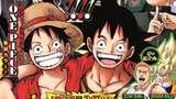 Goku Dragon Ball Seperti Saudara Kandung dengan Luffy One Piece