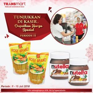 Yuk, Borong Minyak Murah Pakai Kupon Diskon Digital Transmart!