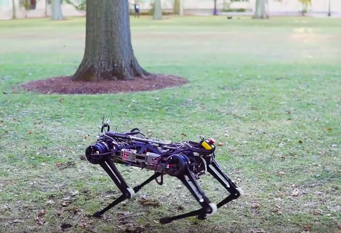 Robot Cheetah 3. Foto: istimewa