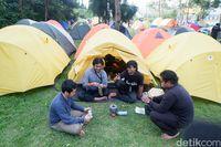 Ada Camping Ground juga lho (Uje/detikTravel)
