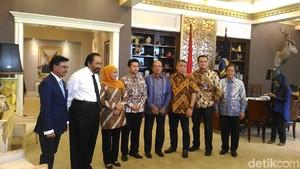 Dari PPP, Khofifah-Emil Dardak Bertemu Surya Paloh