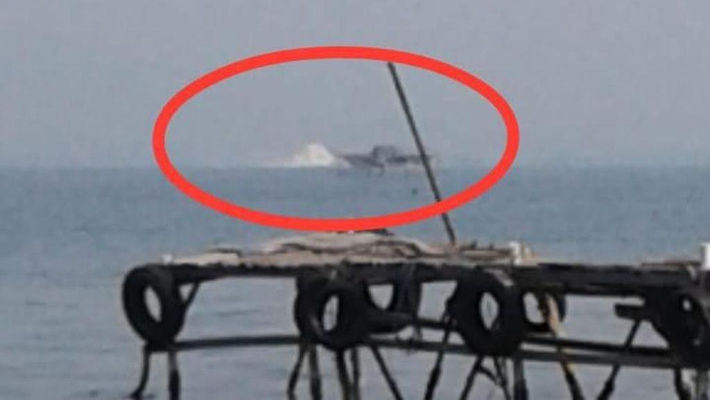 Pipa Gas Bocor, Perusahaan China Ini Minta Bantuan TNI AL