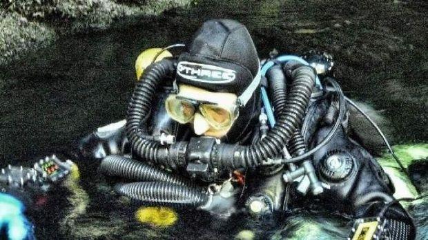 Dokter anestesi asal Australia bantu penyelamatan remaja dari gua di Thailand /
