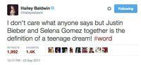 Perjalanan Cinta Justin Bieber dan Hailey Baldwin Hingga Bertunangan