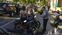 Polisi Razia Rekan Sendiri, 6 Anggota Terjaring