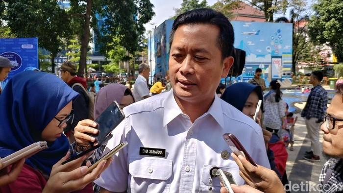 Kepala BPPD Kota Bandung Ema Sumarna