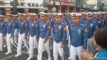 Masa Studi Usai, 119 Calon Perwira AAU Pamitan Warga Yogyakarta