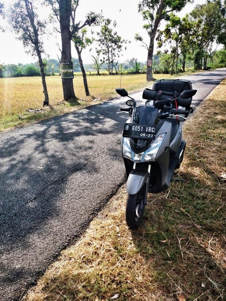 Foto: Yamaha Lexi S (Foto: dok. Yamaha)