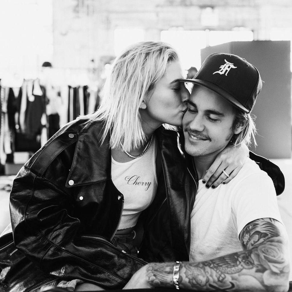 Pasca Tunangan, Hailey Baldwin-Justin Bieber Makin Sweet