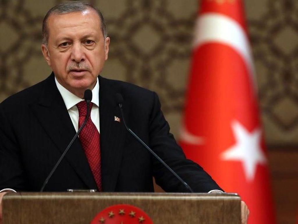 Erdogan: Khashoggi Dibunuh dengan Keji dan Terencana