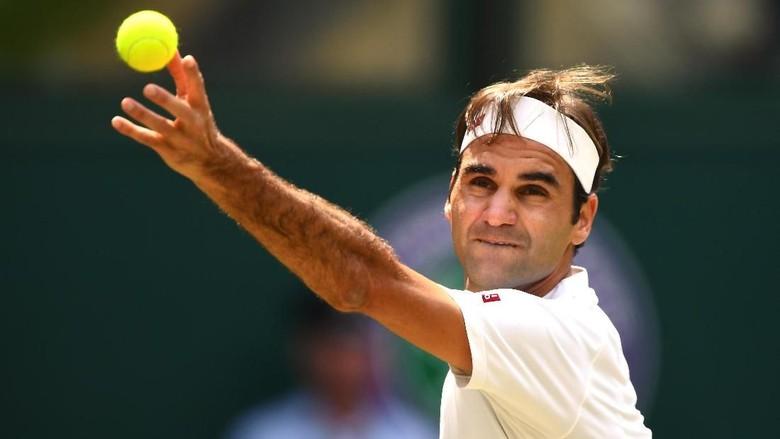 Federer, Nadal, dan Djokovic Belum Terbendung
